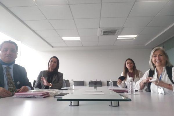Reunión con Coordinación de Actividades Extractivas